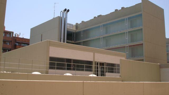 Edifici 39 habitatges per a gent gran i diferents equipaments